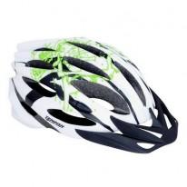 Шлем Tempish STYLE, бело-зелёный, S